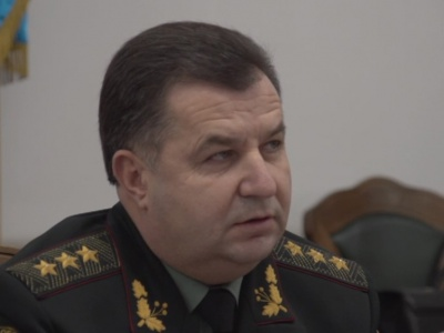 Полторак закликав країни НАТО надати Україні комплекси Javelin