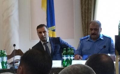 Екс-заступник глави МВС Грузії очолив Одеську міліцію