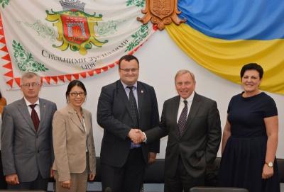 Мер Каспрук і посол США обговорили реформи та вибори