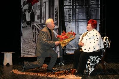 Чернівецький театр закриє сезон показом вистави з народною артисткою в головній ролі