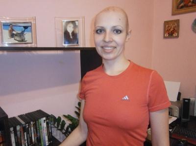 Чернівчанці Вікторії Шубкіній терміново необхідно 20 тисяч євро для порятунку життя