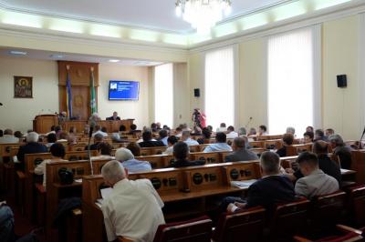 Буковинські депутати не схвалили поділ області на громади