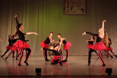 Дитячий танцювальний колектив з Чернівців здобув нагороду на міжнародному фестивалі