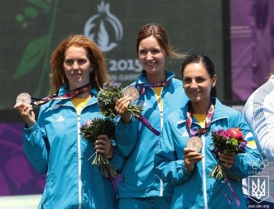 Чернівчанка Січенікова здобула ще одну медаль на Європейських іграх