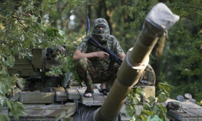Впровдовж дня бойовики 37 разів обстріляли позиції АТО