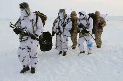 Росія нарощує озброєння в Арктиці