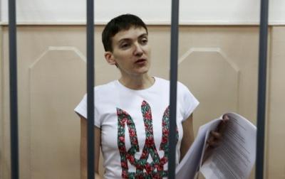 Адвокат: Савченко можуть засудити на 13 років