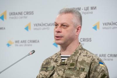 Лисенко: У полоні бойовиків перебувають близько 200 бійців АТО