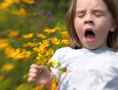 Алергія може викликати астму