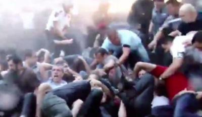 У столиці Вірменії поліція водометами розігнала мітинг проти підвищення цін