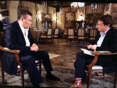 Янукович заявив, що не давав наказу відкривати вогонь на Майдані