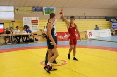 Борець з Буковини переміг на турнірі в Німеччині