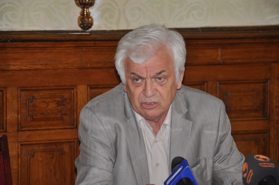 """Гайничеру виправдовує провал поділу на громади на Буковині: """"Ми не одні такі"""""""
