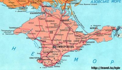 Прикордонна служба прирівняла окупований Крим до закордону