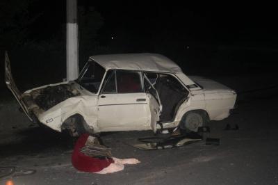 З'явилися фото з аварії, в яку потрапив заступник військового комісара Буковини