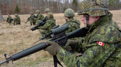 Канадці навчатимуть українських військових відповідно до стандартів НАТО