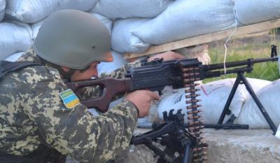 Бойовики атакували український блокпост. Військові відбили напад
