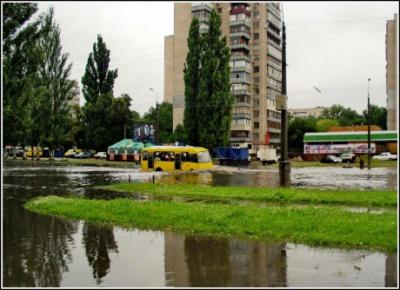 Через негоду знеструмлено 77 населених пунктів України (ФОТО, ВІДЕО)