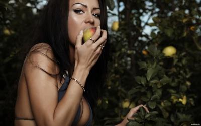 В чому користь персиків