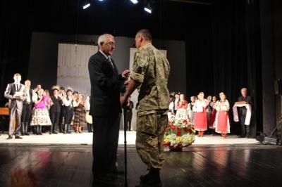 Ансамбль з Угорщини виступив у Чернівцях з благодійним концертом