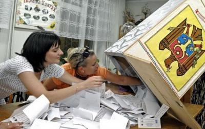 В Молдові проходить другий тур місцевих виборів
