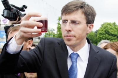 Мером Кишинева став 36-річний представник Ліберальної партії