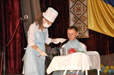 На конкурсі визначили найкращу медсестру Буковини (ФОТО)