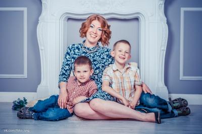 Родичам героїв АТО влаштували професійну фотосесію (ФОТО)