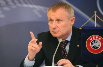 Суркіса обрали віце-президентом УЄФА