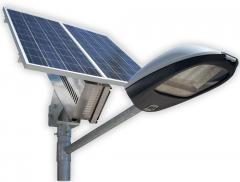 У Чернівцях встановлять вуличне освітлення на сонячних батареях