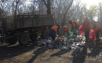 За минулий рік у Чернівцях ліквідували майже тисячу стихійних сміттєзвалищ