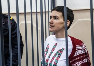 Надії Савченко відмовили у суді присяжних