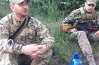 """У """"ПС"""" заявили, що зброя яка була у бійців в Мукачевому трофейна"""