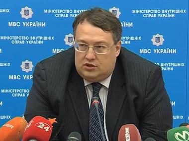 """Геращенко: Двоє з заблокованих під Мукачевим бійців """"ПС"""" добровільно здалися"""