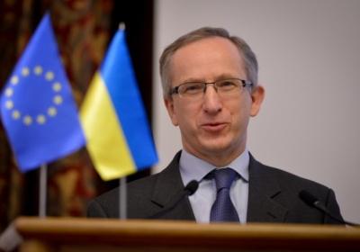 Посол ЄС відреагував на події у Мукачеві