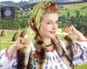 На Буковині знімали фільм про відому співачку Молдови