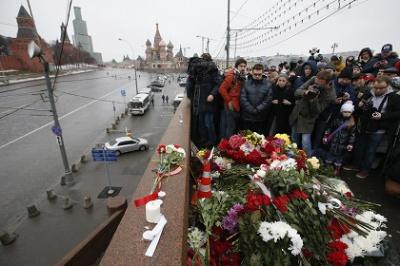 """Нємцова вбили за те, що він """"хотів зробити, як в Україні"""""""
