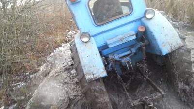 На Буковині у лісі загинув тракторист