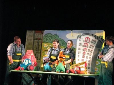 Чернівецький театр ляльок завершує сезон виставою «Слоненя»