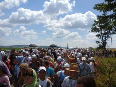 П'ятого липня буковинці йтимуть хресною ходою 45 кілометрів