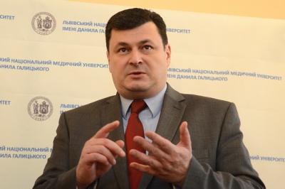Міністр охорони здоров'я подав у відставку
