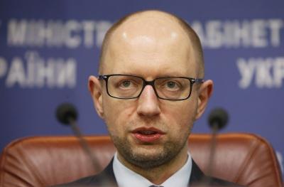 Яценюк натякнув, що у відставку не піде