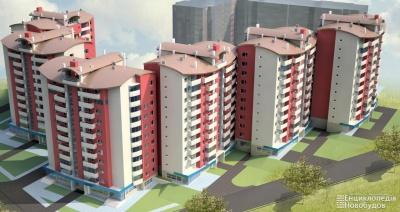Буковина представить одну новобудову на конкурсі кращих будівель