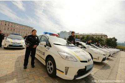 У Києві складає присягу нова поліція