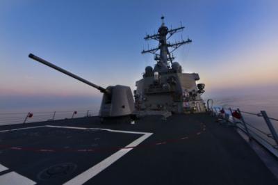У Чорне море ввійде черговий ракетний есмінець США