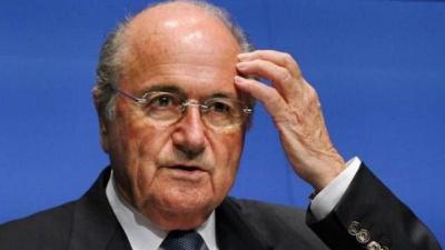 Блаттер звинуватив Францію і Німеччину у тиску на ФІФА