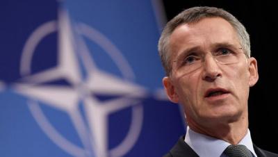 Генсек НАТО: Росія продовжує постачати важке озброєння бойовикам