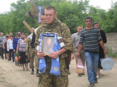 Ще одній школі на Буковині хочуть присвоїти ім'я загиблого в АТО бійця