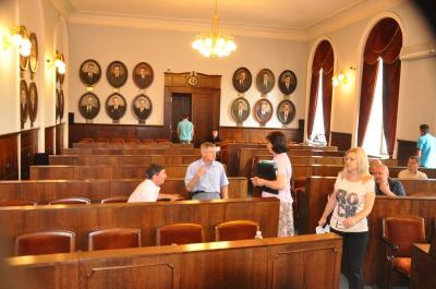 Долати вето мера Чернівців прийшли лише п'ять депутатів