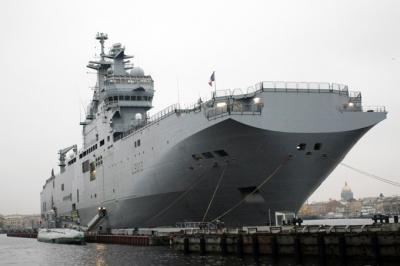 Франція пропонує Росії 1,2 мільярда євро за Містралі